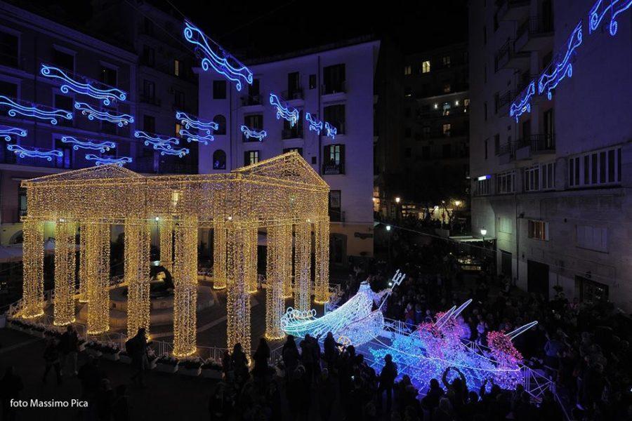 """Siamo pronti ad ospitarvi per """"Salerno Luci D'Artista 2019"""""""